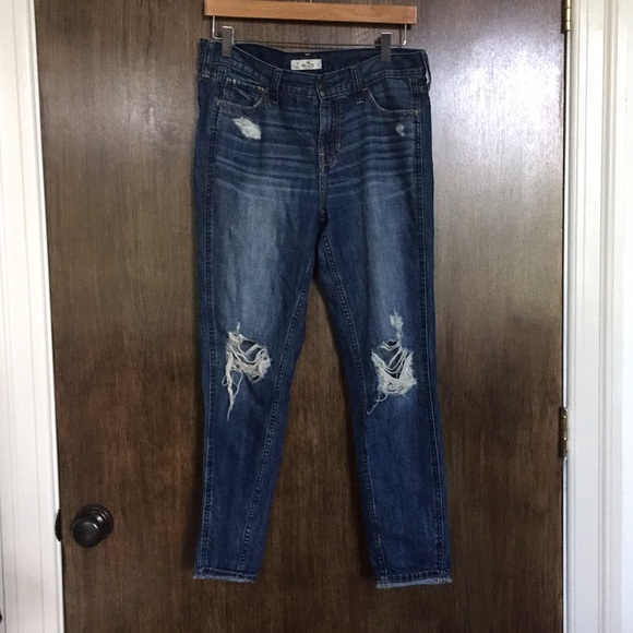 Hollister Denim - Boyfriend jeans